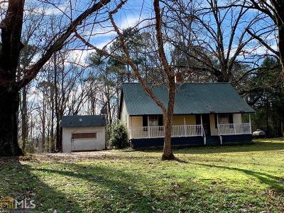 Griffin Single Family Home Under Contract: 907 Cheatham