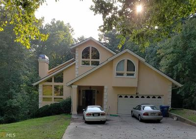 Atlanta Single Family Home For Sale: 1725 SW Childress Dr