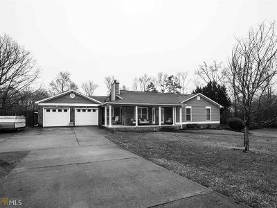 Auburn Single Family Home Under Contract: 4965 Bill Cheek Rd