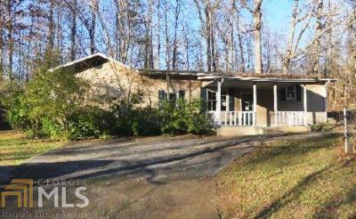 Hiram Single Family Home For Sale: 1030 Rich Davis Rd