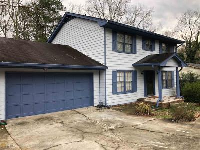 Stone Mountain Single Family Home For Sale: 1157 Alpine Hills Dr