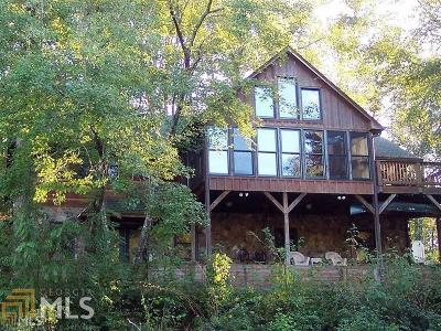 Habersham County Single Family Home Under Contract: 321 Old Timber Trl #54