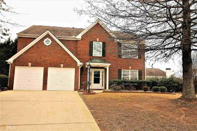 Conyers Single Family Home Under Contract: 3348 Coach House Ct
