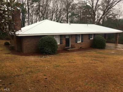 Monroe Single Family Home Under Contract: 270 Carwood Dr