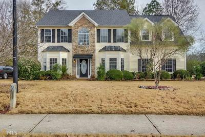 Conyers Single Family Home Under Contract: 2211 Mission Ridge Dr