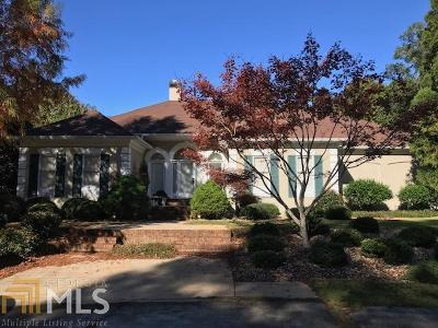 Griffin Single Family Home For Sale: 602 Maddox Rd
