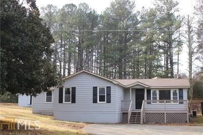 Hiram Single Family Home For Sale: 132 Old Sudie Rd