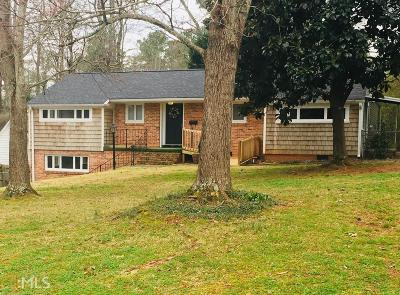Griffin Single Family Home For Sale: 624 Forrest Ave