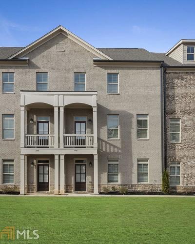 Smyrna Condo/Townhouse For Sale: 1292 Stone Castle Cir #24