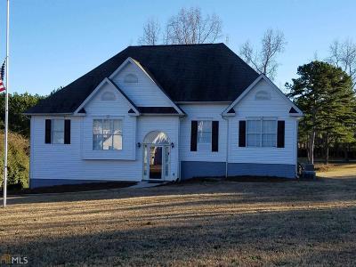 Senoia Single Family Home Under Contract: 180 Cumberland Trl