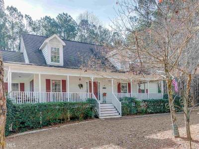 Fayetteville Single Family Home Under Contract: 145 Blackberry Run