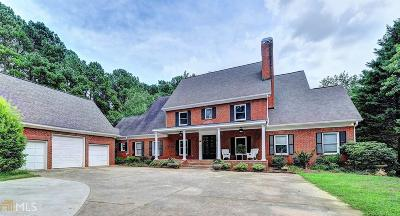 Suwanee Single Family Home For Sale: 5243 Moore