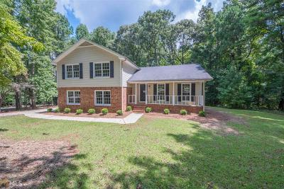Fayetteville Single Family Home Under Contract: 105 Park Hill Ln #31