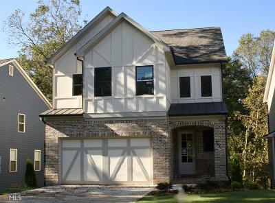 Atlanta Single Family Home For Sale: 2230 Main St