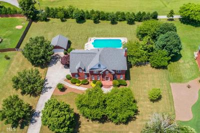 Loganville Single Family Home For Sale: 520 Harold Gower