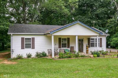 Monroe Single Family Home For Sale: 1980 Georgia Highway 11