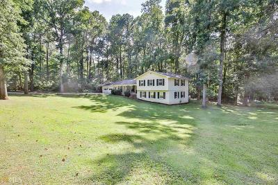 Stone Mountain Single Family Home For Sale: 5462 Rosser Rd