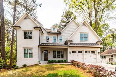 Single Family Home For Sale: 2298 Briarwood Hills Dr