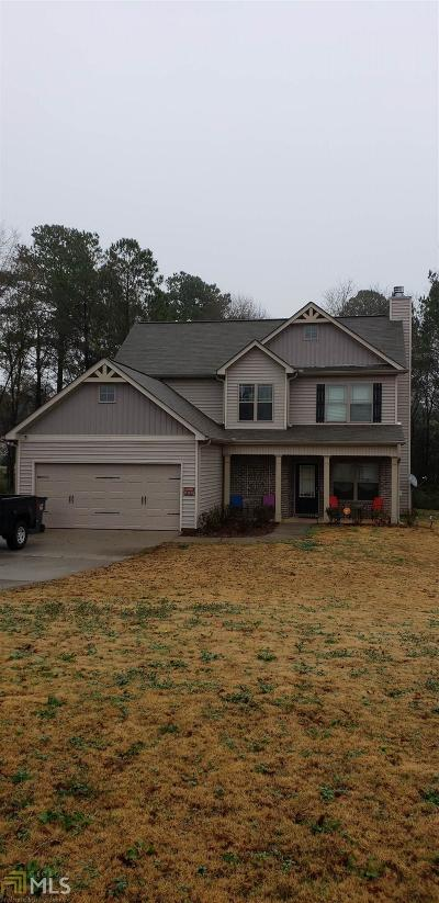 Butts County Single Family Home For Sale: 126 Mary Ellon Way