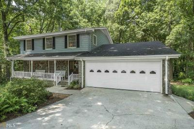Lithonia Single Family Home For Sale: 3829 Cumberland Ct