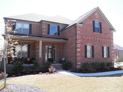 Dacula Single Family Home For Sale: 3147 Trinity Grove Dr