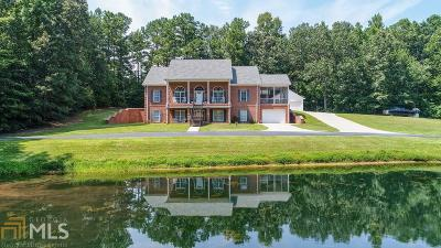 Douglas County Single Family Home For Sale: 4960 Cool Springs Rd #16 Acres