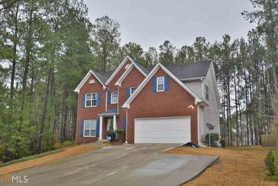 Powder Springs Single Family Home For Sale: 4063 Heritage Xing Walk