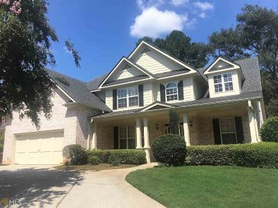 Covington Single Family Home For Sale: 8161 Crestview Dr