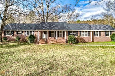 Jackson Single Family Home For Sale: 1761 Highway 16