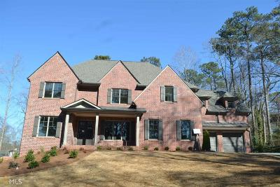 Single Family Home For Sale: 3900 Timberwood