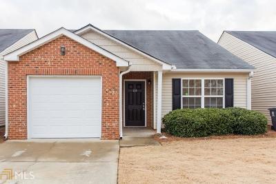 Carroll County Single Family Home Under Contract: 155 Alton Cir