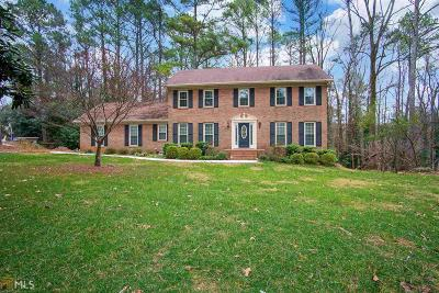 Stone Mountain Single Family Home For Sale: 280 Old Rosser Rd