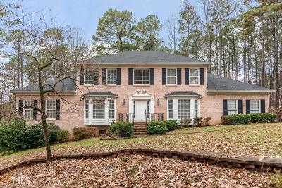 Stone Mountain Single Family Home Under Contract: 6160 Traveler Ct