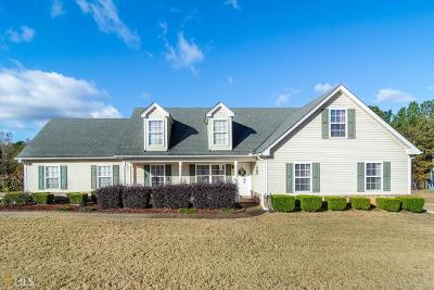 Locust Grove Single Family Home Under Contract: 600 Kyle Ct