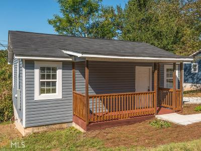 Covington Single Family Home Under Contract: 3110 Emory St