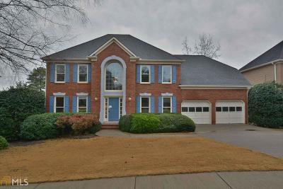 Acworth Single Family Home For Sale: 2404 Camden Lake Vw