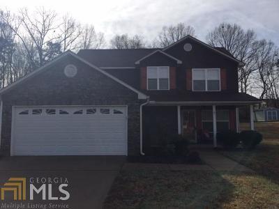 Covington Single Family Home For Sale: 80 Patterson Way
