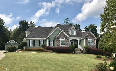 Griffin Single Family Home Under Contract: 219 Cheshire Dr