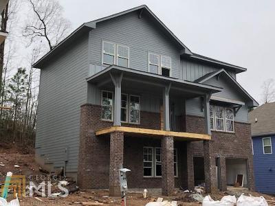 Atlanta Single Family Home For Sale: 3048 Silver Hill Ter