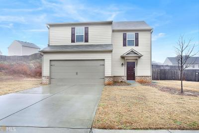 Winder Single Family Home New: 1233 Dianne Dr