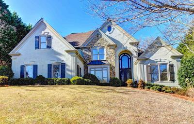 Suwanee Single Family Home For Sale: 5945 Ettington