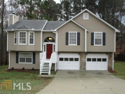 Douglasville Single Family Home Under Contract: 3395 Huntington Ct