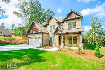 Buford Single Family Home For Sale: 2685 Sardis Way