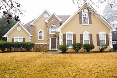 Conyers Single Family Home Under Contract: 1420 St Charles Ct