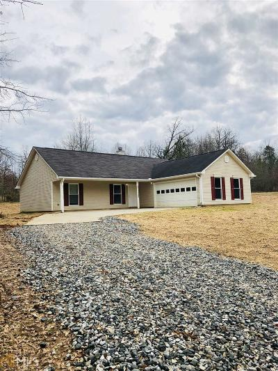 Franklin County Single Family Home Under Contract: 1204 Kesler Rd