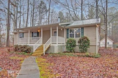 Covington Single Family Home Under Contract: 820 Highway 212