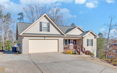 Clarkesville Single Family Home For Sale: 196 Woodcrest Dr #18
