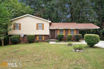 Ellenwood Single Family Home For Sale: 3091 Orbit Cir