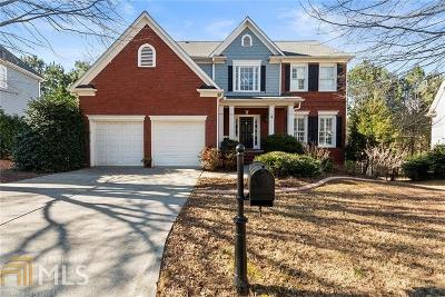Winder Single Family Home For Sale: 8630 Amsbury Way
