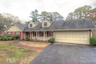 Conyers Single Family Home Under Contract: 2046 Lake Sorrento Dr